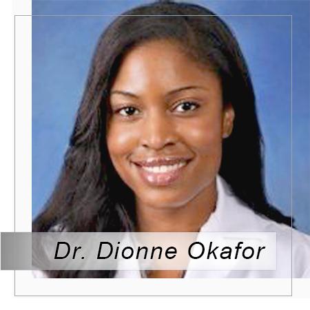 Dr Dionne Okafor UBP Testimonial